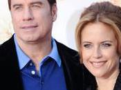 John Travolta Kelly Preston parents d'un petit garçon