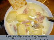 Potage Nouvelle Angleterre (Thmx) Sopa almejas Nueva Inglaterra
