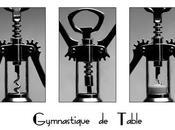 Gymnastique Table