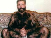 L'homme plus poilu Monde