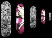Skate-board arty