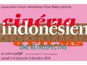 L'Indonésie l'honneur cinéma Clef [Week-end décembre 2010]