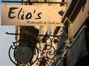 Elio's ristorante restaurant Sarde
