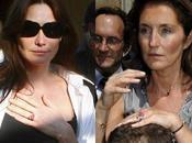 bagues Cecilia Sarkozy Carla Bruni