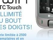 Touch disponible chez Neuf