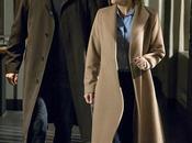 """""""X-Files deux premières photos film tandem """"Mulder Scully"""""""