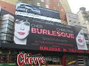"""""""Burlesque"""" j'ai pour vous! CHER BACK! great Come-Back!"""