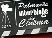 Palmarès Interblogs Cinéma Novembre 2010