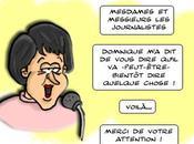 Martine Aubry bientôt sortir silence