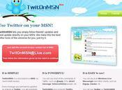 TwitonMSN: Intégrer Twitter dans votre Windows Live Messenger