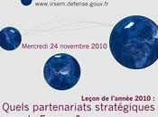 Quels partenariat stratégiques pour France colloque)