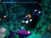 Rayman iPhone devient gratuit grâce Gameloft