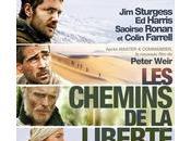 Chemins liberté poster trailer exclusivité images