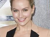 L'actrice Becki Newton (Ugly Betty) maman