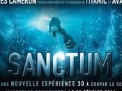 SANCTUM produit James Cameron Bande-annonce ici.
