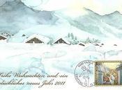 Cadeaux Noël Liechtenstein, Luxembourg Finlande