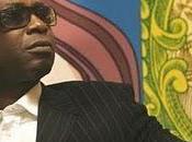 Youssou Ndour côté plaque lors l'ouverture festival mondial arts nègres