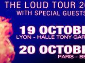 Rihanna places pour concerts Paris Lyon 2011 vente