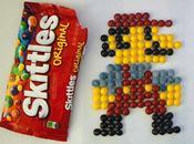 Idée Pause Déj' Skittles