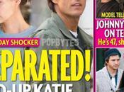 Katie Holmes Cruise Rumeur divorce dans l'air