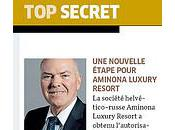 Aminona Luxury Resort Development