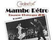 Dimanche décembre 2010 Mambo Rétro