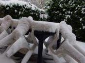 Gisors sous neige visite guidée.