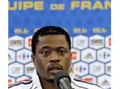 Bleus Evra stand-by