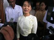 """Aung suis capable d'une grande persévérance"""""""