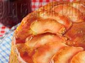 Cent-trente unième participation Gâteau pommes noix coco