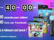 Concours Playstation France Facebook cadeau heure gagner