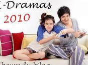 (Bilan) L'année téléphagique 2010 Corée