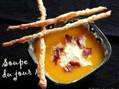 Soupe potiron pour grands froids