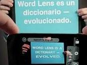 Word Lens application traduction live iPhone