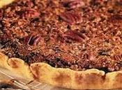 Tarte chocolat, noix pécan bourbon