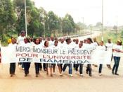 Students Thank Paul Biya Creation University Bamenda