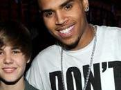 Chris Brown Justin Bieber collaborent ensemble