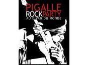 Pigalle Rock Party Divan Monde