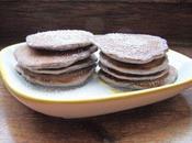 Petidéjeunez avec pancakes avoine/myrtilles
