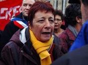 Manifestation contre rétention sans-papiers