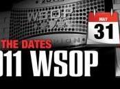 groupe Caesars annonce programme WSOP 2011, auront lieu juillet 2011