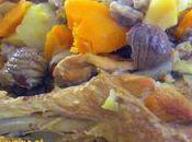 Pilons dinde légumes oubliés