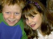 jumeaux Gordon Ramsay fêtent leur onzième anniversaire