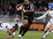 Toulouse garde cap, Racing Clermont replacent