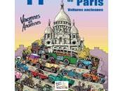 édition Traversée Paris, grand défilé voitures anciennes, Dimanche janvier 2011