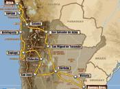 Dakar 2011 programme l'étape jour mercredi janvier