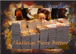 "Challenges ""Pierre Bottero"" ""Bienvenue Inde"""