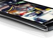Sony Ericsson revient force avec Xperia