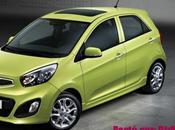 Nouveauté automobile 2011: picanto deuxième génération
