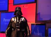 2011 Stand Panasonic ensablé visité Dark Vador, lui-même